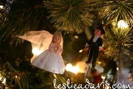 tree and special ornaments habitual rearranger