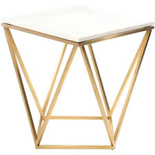 Gold Accent Table Small Accent Table Bikepool Co