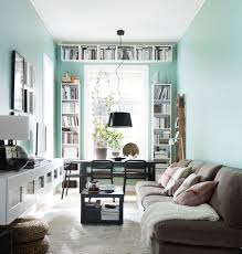 Green Livingroom The Case To Paint Your Whole House Mint Green