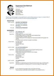 curriculum vitae exles for students pdf files resume templates word download google template create curriculum