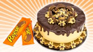 chocolate peanut butter cake reeses cake from cookies cupcakes
