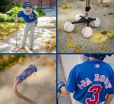 Bad Grandpa Halloween Costume Young Cubs Fan U0027s Grandpa Rossy Costume Won