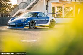 porsche sharkwerks cayman archives speedhunters