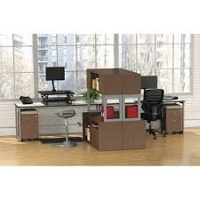 Office Desk Credenza Alera Open Office Desk Series Low Storage Cabinet Credenza F6691