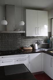 cuisine gris noir decor unique decoration cuisine moderne et blanc hi res