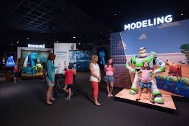 Pixars How A Museum Unveiled Pixar U0027s Creative Process To Teach The Art