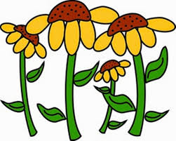 flower garden free clipart