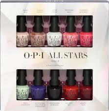 opi all stars mini 10 pack opi