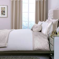 Bed Linen And Curtains - champagne velvet crush bed linen collection dunelm our bedroom