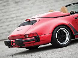 porsche pink rm sotheby u0027s 1989 porsche 911 speedster amelia island 2015