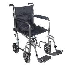 drive medical wrangler ii drive medical basic transport wheelchairs
