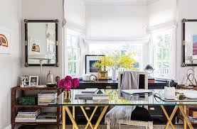 Beautiful Home Offices The Most Beautiful Home Offices That Boost Productivity Mydomaine Au