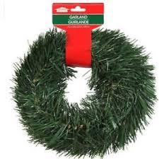 improvements indoor outdoor lighted christmas garland outdoor christmas garland ebay