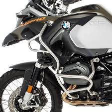 bmw r1200gs crash bars aren u0027t that good touratech shows you why
