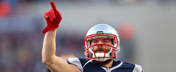 patriots wide receiver anticipation of playing football is like