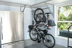 apartment bike storage indoor wall ideas bicycle racks garage home