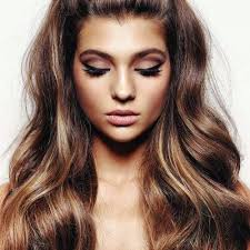 curly hair with lowlights 45 blonde highlights ideas for all hair types and colors