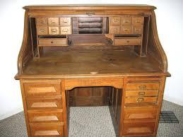 Used Roll Top Desk For Sale Roller Desk For Sale Antique Desk