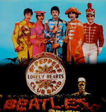 sargeant peppers album cover celebrating the 50th birthday of sgt peppers lonely hearts club