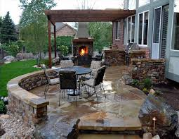 deck with fireplace fireplace ideas