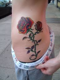 beautiful meaning of flower tattoo design idea for men and women