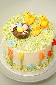 Easter Cake Decorations Recipes by 166 Best Easter Cake Ideas Images On Pinterest Easter Food