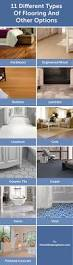Different Kinds Of Laminate Flooring Best 25 Types Of Flooring Ideas On Pinterest Hardwood Types