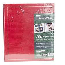 magnetic photo album pioneer lm100 magnetic photo album 100 page green ebay