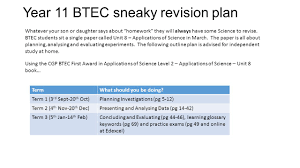 year 11 science u2013 which path are you on btec single award gcse