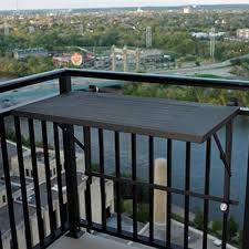 deck rail mount grill shelf woodlanddirect com grilling