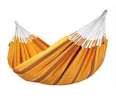la siesta amaca hamac colombien currambera orange la siesta