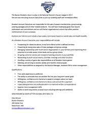 Account Executive Job Description For Resume Account Executive Job Posting