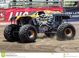 monster jam all trucks max d monster truck editorial photo image 31249636
