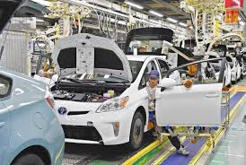 toyota motor corporation japan toyota aims to nearly eliminate gasoline cars by 2050 la times