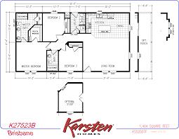 5 bedroom mobile homes floor plans karsten homes floor plans