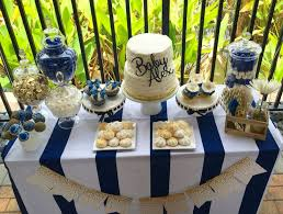 white and gold baby shower 14 best blue gold and white baby shower for a boy images on