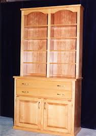 shelves u0026 display maple dresser bookcase 2 ebben custom