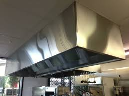 mercial Kitchen Extraction Hoods Stainless steel mercial