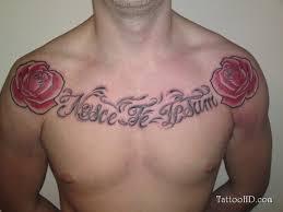 nose te lesum and roses chest