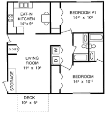 2 bedroom 2 bath floor plans image result for 2 bed 2 bath small apartment floor pan community