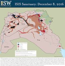 Palmyra Syria Map by Isw Blog Isis Sanctuary Map December 8 2016