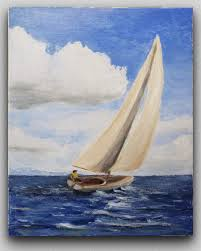 best 25 sailboat painting ideas on pinterest sunset drawing