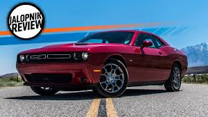 V8 Muscle Cars - the v6 awd 2017 dodge challenger still feels like a real muscle car