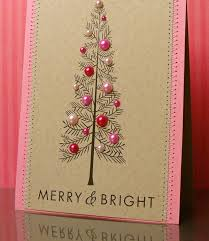 christmas card crafts u2013 a personal gift for christmas hum ideas