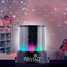 chambre fille etoile veilleuse led avec projection de ciel étoilé pour décoration