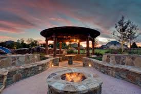 Custom Gas Fire Pits - fireplaces u0026 fire pits red valley