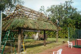 How To Build A Grill Gazebo by Custom Built Tiki Huts Tiki Bars Nationwide Delivery