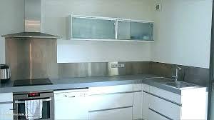 plaque d inox pour cuisine cuisine en inox plaque d inox pour cuisine rutistica home solutions