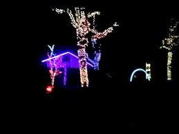 oklahoma city christmas light show youtube
