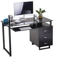 Sauder Laptop Desk Desks Desk Chair Glass Top Laptop Desk Cherry Wood Computer Desk